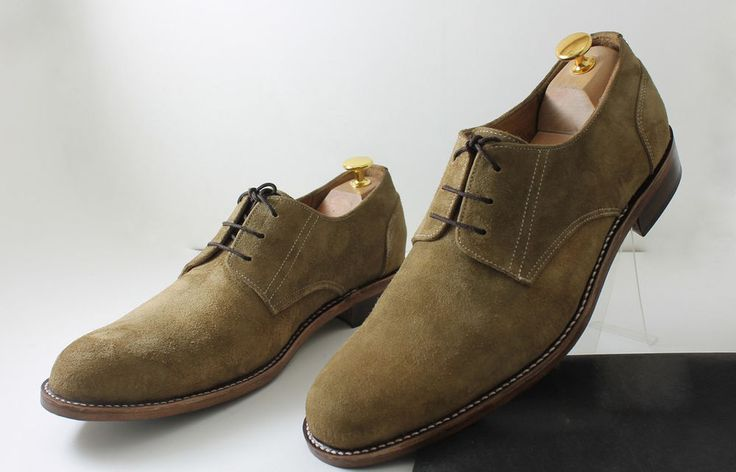 Handmade Chelsea Suede See green Leather Boots Mens Suede Boots Mens #Custommade #LoafersSlipOns