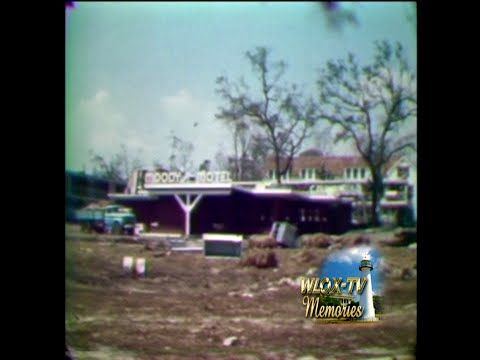 Hurricane Camille - Aug 17 1969 - Category 5 Hurricane in Mississippi Region - YouTube