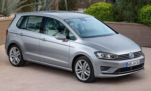 #Volkswagen #GolfSportsvan.  l'élégance d'une berline et l'habitabilité d'un monospace.