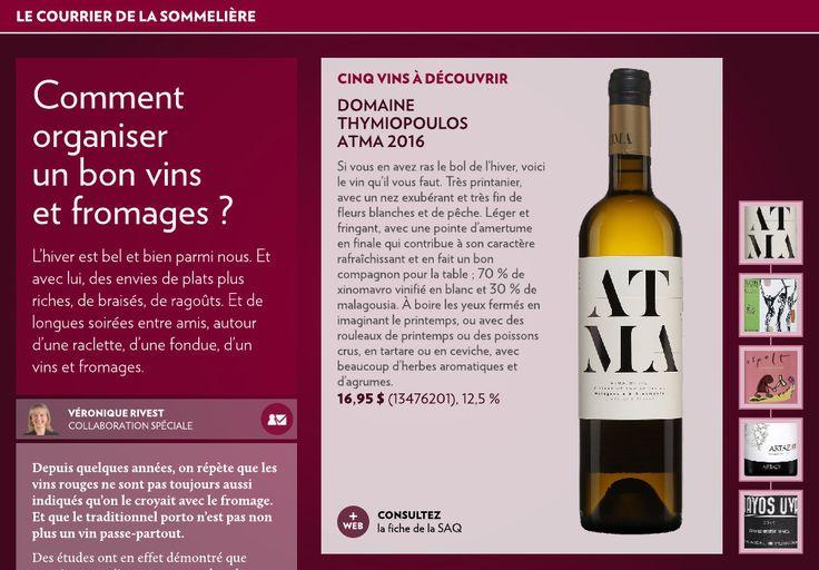Comment organiser un bon vins et fromages ? - La Presse+