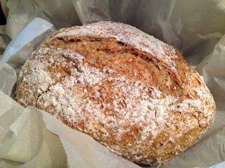 Eet lekker: Boerenbrood zonder kneden