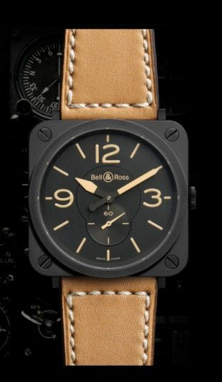 New Bell & Ross BR S Steel and Heritage Watches