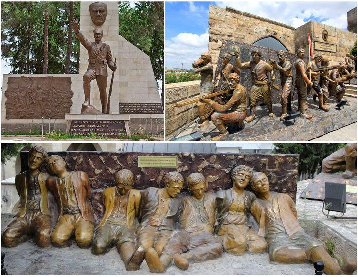 HISTORY : INDEPENDENCE WAR; AFTER WWI AND GALLIPOLI (ÇANAKKALE)
