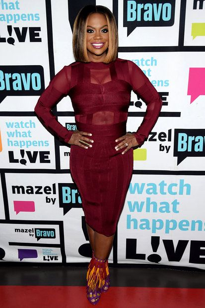 Kandi Burruss Post-Baby Body Secrets | The Daily Dish