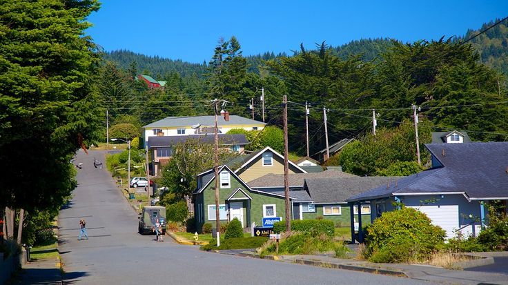 gold beach oregon downtown pictures | Gold Beach Vacation Packages