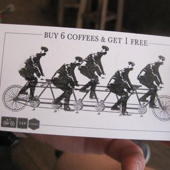 coffee loyalty card design - Google 搜尋