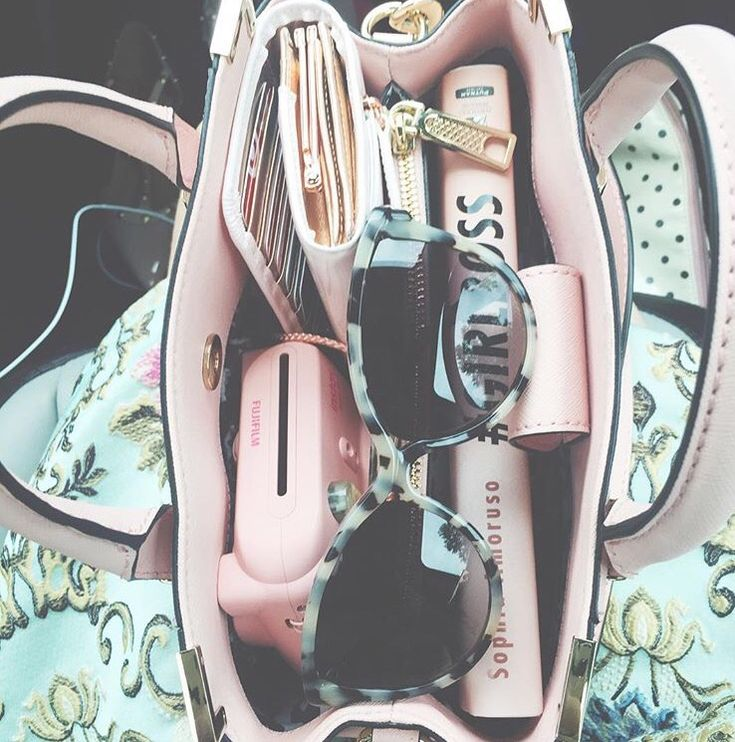 Accessories pink