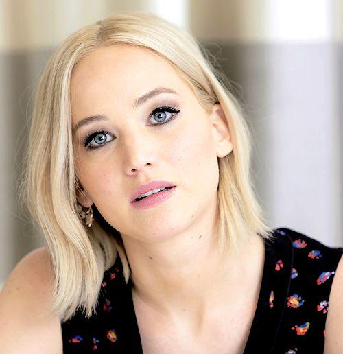 Jennifer Lawrence at the Mockingjay: Part 2 Berlin Press Conference