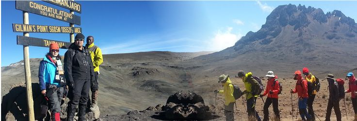 Situated near the town of Moshi in northern Tanzania, #MountKilimanjaro rises from the dry plains, through a wide belt of forest and high alpine heath to an almost bare desert and finally the snow capped summit, Uhuru Peak, just 3 degrees south of the Equator. http://www.babakili.com/trekking.htm