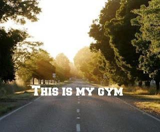 Texas Raised and Running: Running motivation