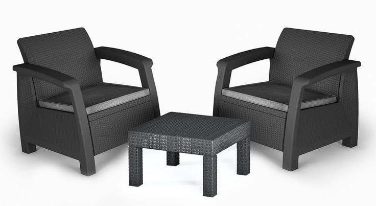 The Bahamas Balcony Set - R 3990 includes delivery anywhere in SA - http://za.keter.com/558797