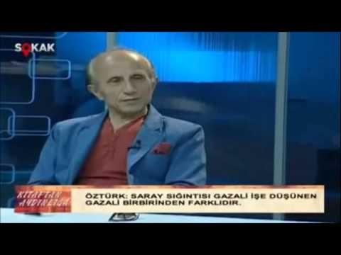 Yaşar Nuri Öztürk: ''İmam Gazali Beş Para Etmez Bir Adamdır.''