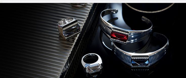 Bijoux de luxe en Cristal - Baccarat