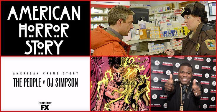 FX al TCA16: American Horror Story 6, American crime Story e l'uragano Katrina, Fargo 3, Legion, spinoff di Sons of Anarchy e altro.