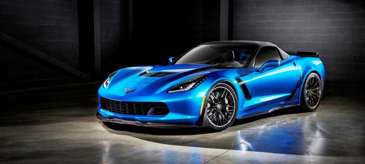 625HP 2015 Corvette Z06 Convertible — SURPRISE OFFICIAL Reveal — Near 3.0s to 60MPH with Manual or 8-Sp Automatic