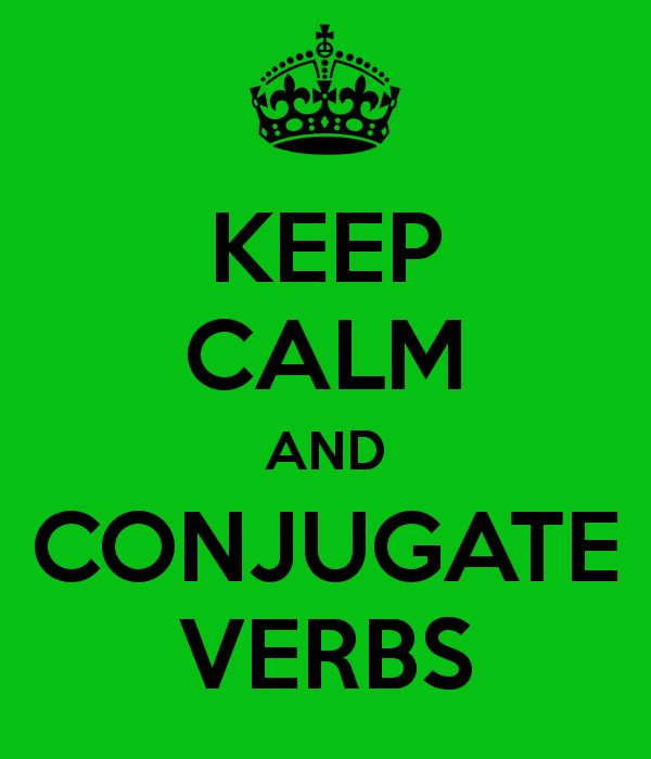 Je m'appelle Madame: Ditch the Flashcards Part 2: 9 Other Great Ways to Reinforce Verb Conjugations