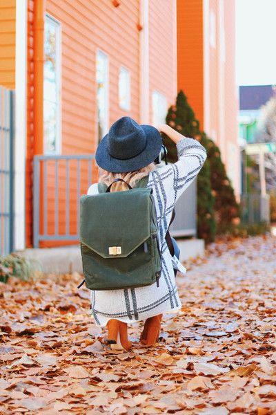 Bellbrook Backpack - Camera Backpack - Olive | Jo Totes