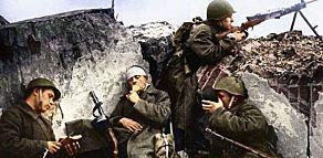 Battle Of Hamburger Hill During The Vietnam War