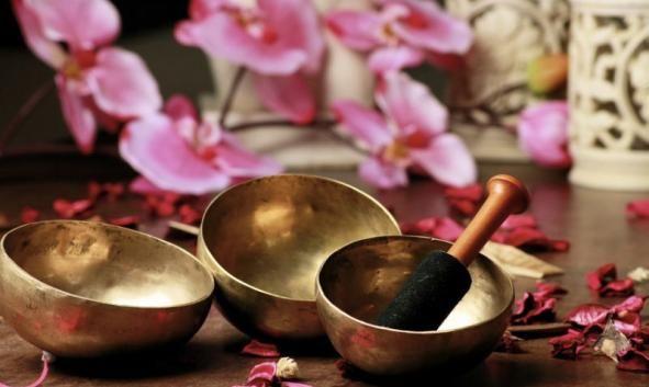 Coccole sonore con le campane tibetane su www.degustiblog.it
