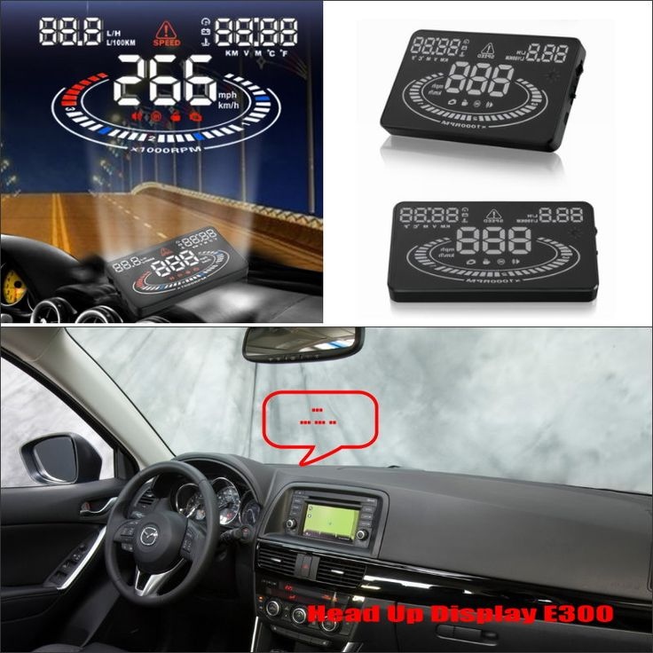 For Mazda Cx 5 Cx 5 Cx5 Safe Driving Screen Modified Car Hud Head Up Display Projector Refkecting Windshield Modified Cars Drive Safe Head Up Display