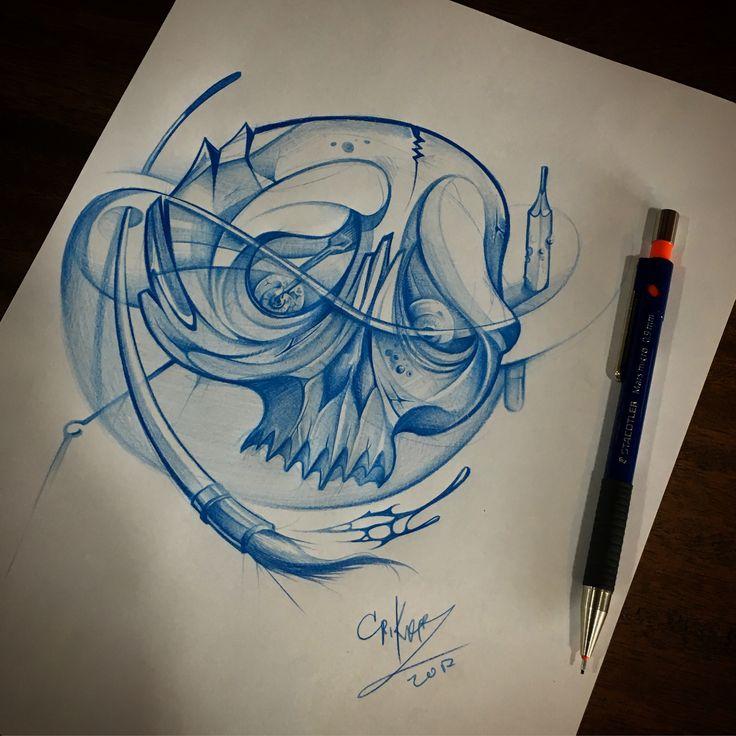 Skull CRIKER