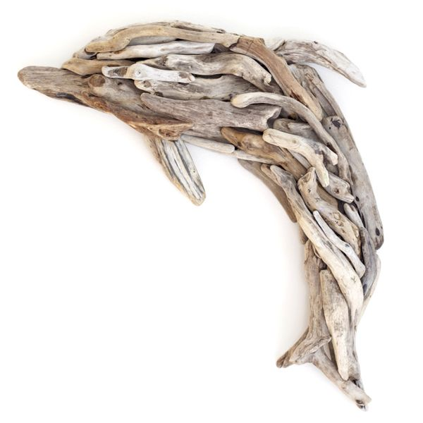 Driftwood dolphin by Driftwood Dreaming
