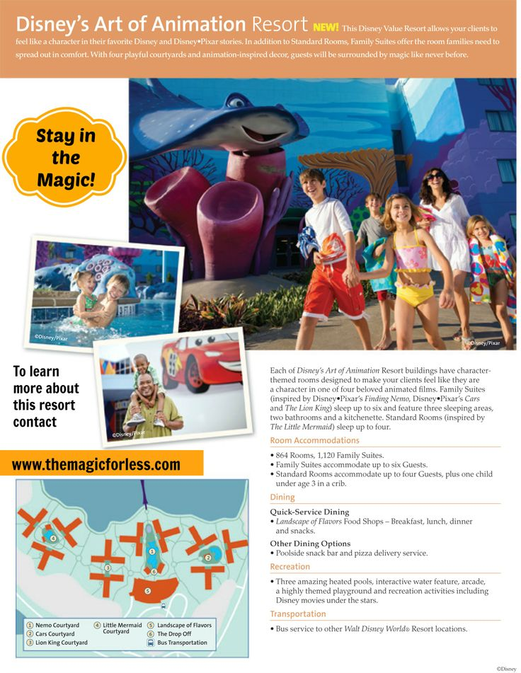 49 best Disneys Art of Animation Resort  A Walt Disney World