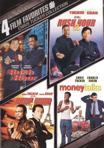 Chris Tucker Collection: 4 Film Favorites [2 Discs] [DVD]
