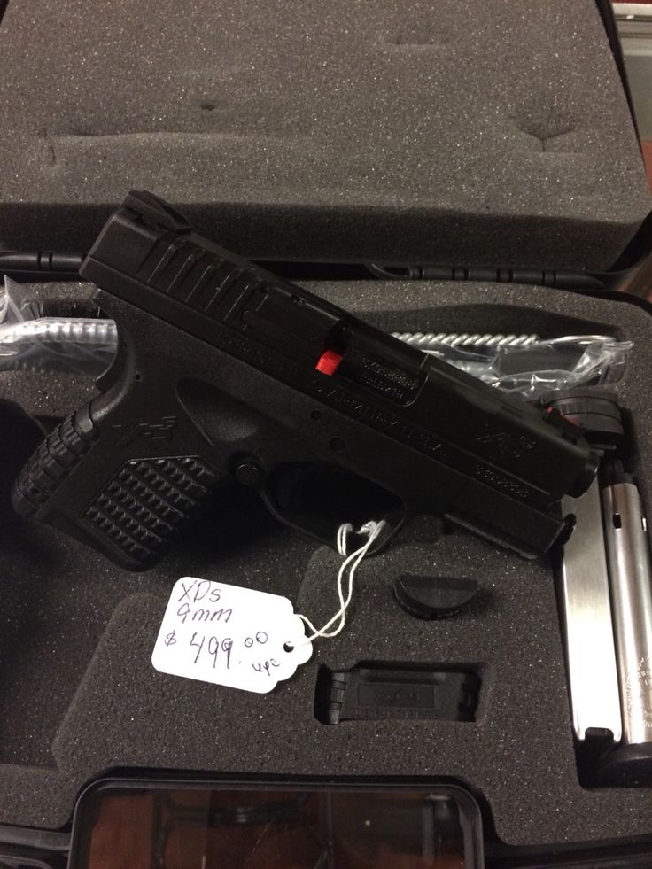 Springfield XDS 9mm Essential package, BNIB, $499 plus tax or shipping. All FFL rules and regs apply.