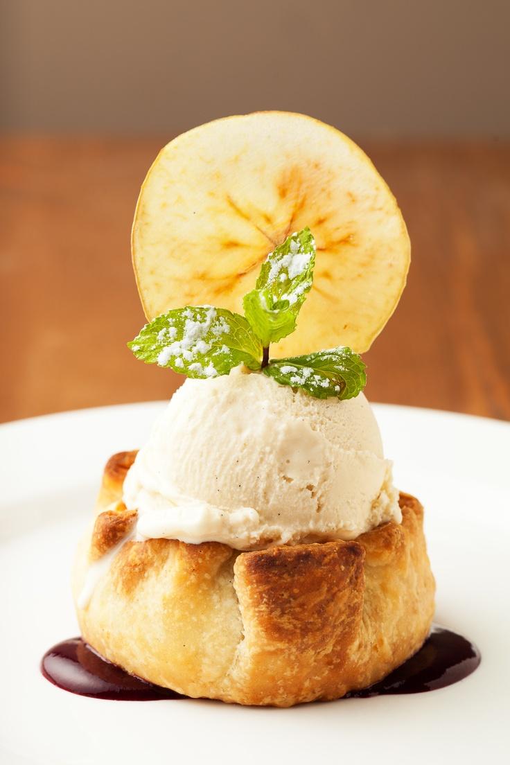 Apple Crostata. L'Andana Burlington   Phantom's Favorite Sweets   Pin...