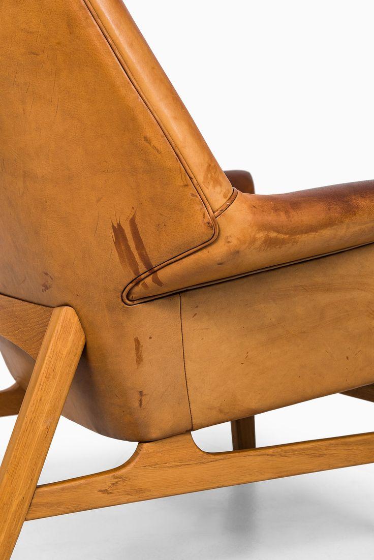 Tove edvard kindt larsen glimminge easy chair at studio for Kommode 80 x 80