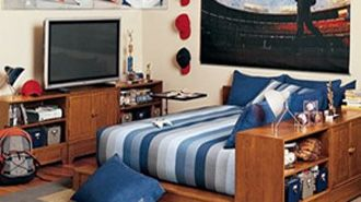 Tomboy bedroom ideas cute quirky wallpaper for kids for Tomboy bedroom designs