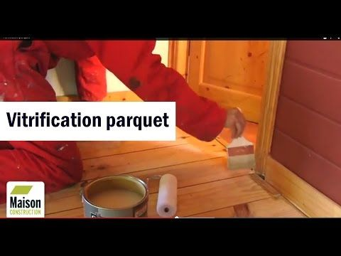 Vitrification parquet - YouTube