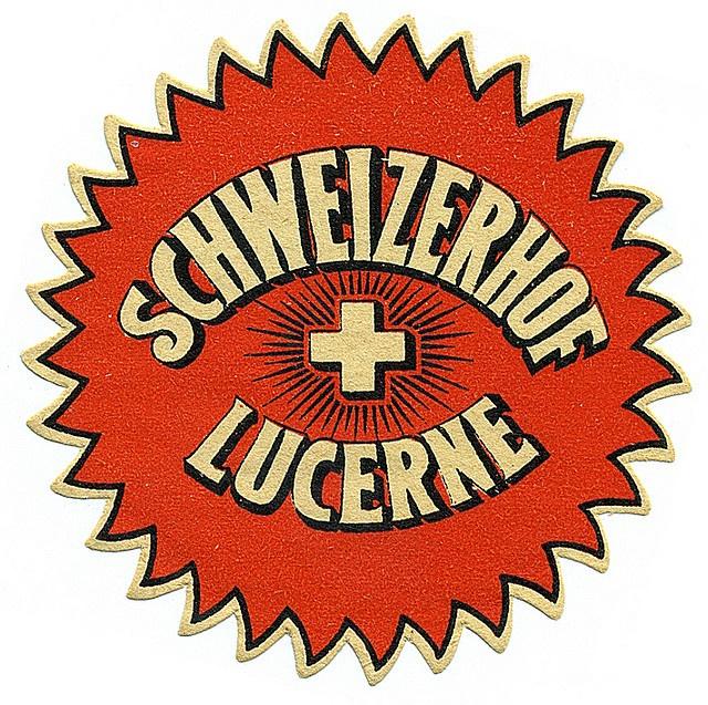 Schweizerhof Lucerne