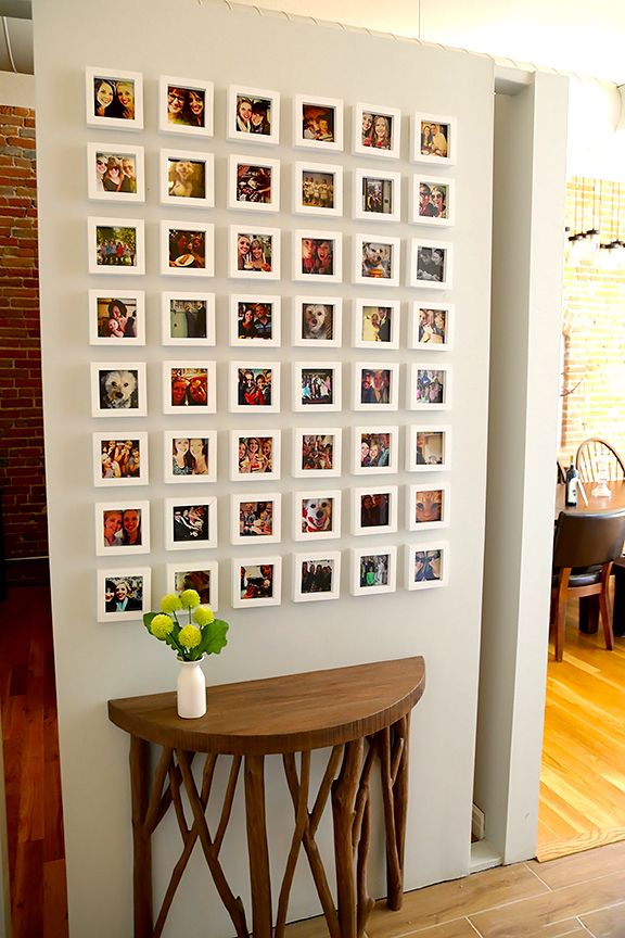 Instagram Wall using your favorite photos from Instagram!