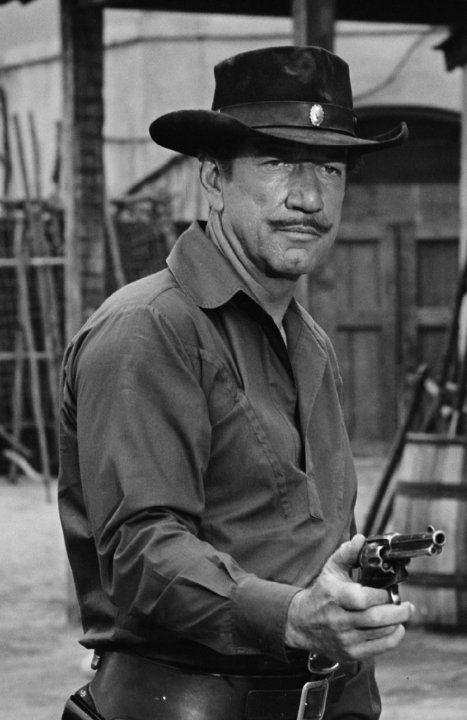 Richard Boone in Have Gun - Will Travel (1957)...loved this show!