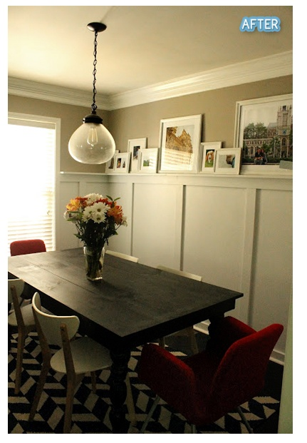 9 best Dining room images on Pinterest | Dining room, Dining rooms ...