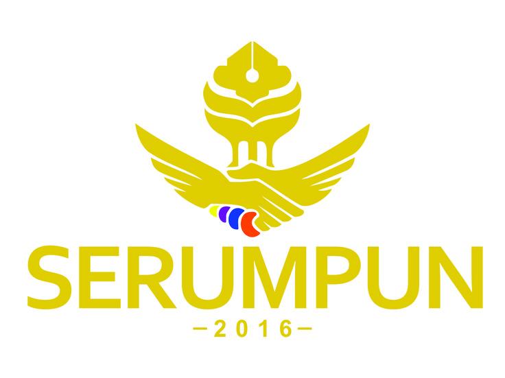 Logo event ospek serumpun fakultas psikologi dan ilmu sosial budaya Universitas Islam Indonesia 2016