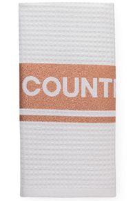 Country Road Tea Towel from @davidjonesstore. #djs #countryroad #christmas