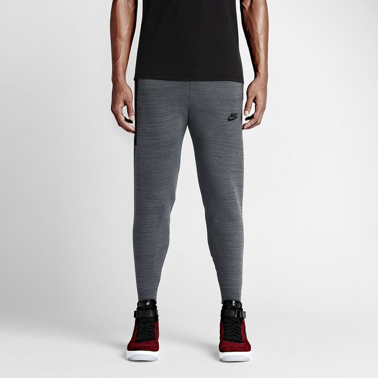 Nike Tech Knit Men's Trousers.