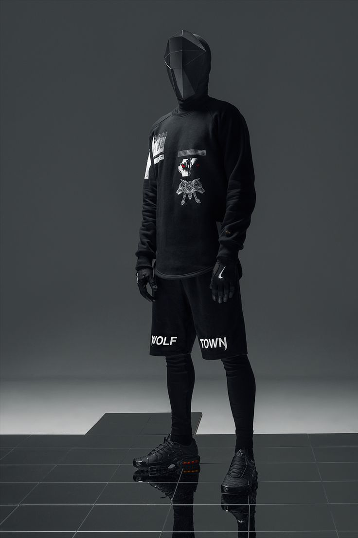 """ADMIRABLE SS2015 Lookbook - """"WOLF TOWN"""""""