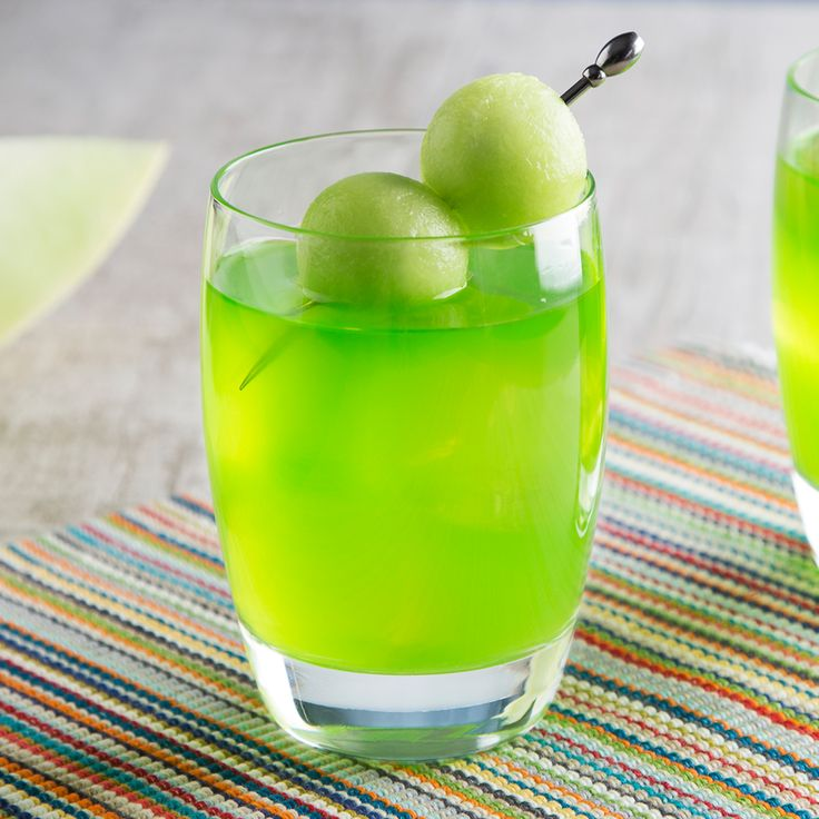 The Midori® Melon Ball is a Midori® Melon Drink combined with vodka and topped with orange juice, for layered, aesthetically pleasing drink that also packs a punch. Find this simple, but tasty recipe at The Cocktail Project.