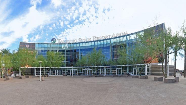 Phoenix Suns, Phoenix Mercury and Salt River Pima-Maricopa Indian Community announce Talking Stick Resort Arena