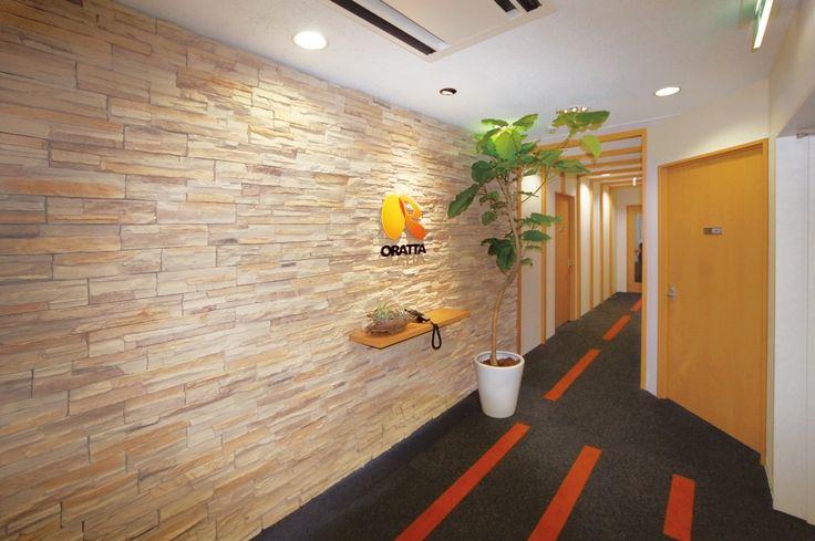 オフィスデザイン実績~新しい面白さを追求するためのゲーム会社的オフィス空間