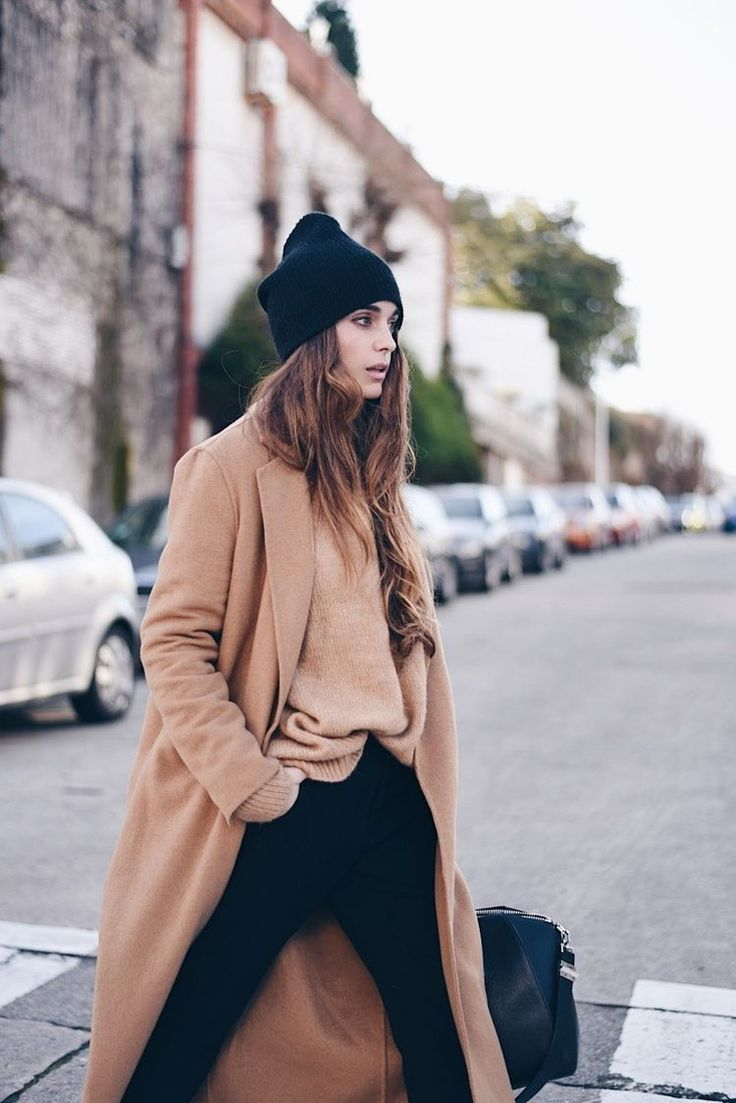 Fall outfit, winter outfit, fall look, camel coat, what to wear in winter, winter stylish outfit