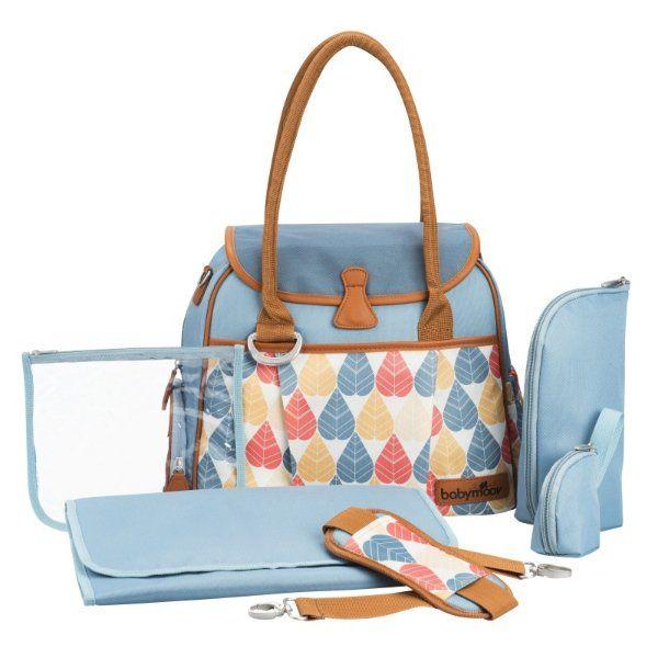 Babymoov přebalovací taška STYLE > varianta Petrol