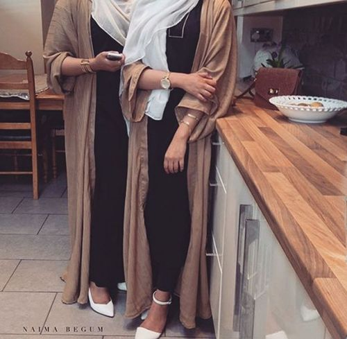 Dubai, hijab, and modest image