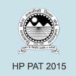 hp pat 2015