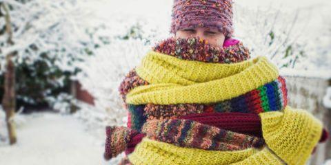 Yay! Geen statische wollen truien meer!