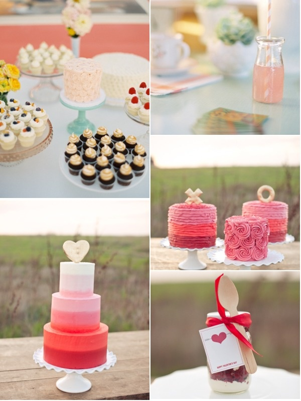 Shabby Chic Wedding Sweets